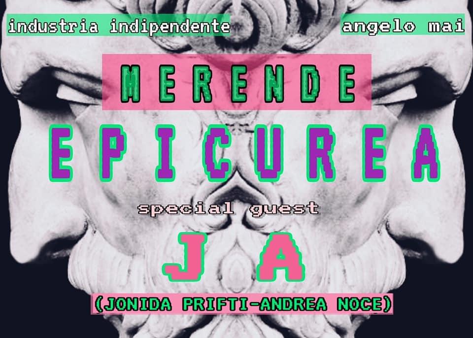 Merende_EPICUREA_Special guest J A