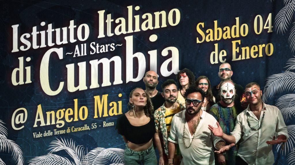 Istituto Italiano di Cumbia – All Stars / Angelo Mai