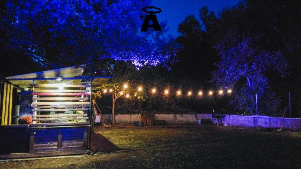NocturAma – il giardino dell'Angelo Mai